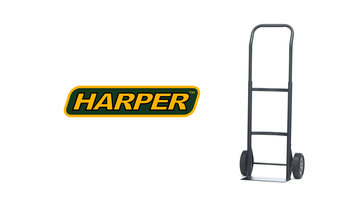 Harper K54BE85 Steel Expandable Hand Truck