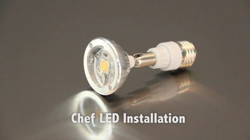 Hatco Chef LED Light Installation