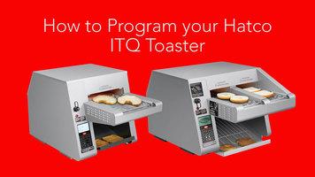 Hatco Intelligent Toast-Qwik Toaster: How to Program