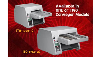 Hatco Intelligent Toast-Qwik Conveyor Toasters