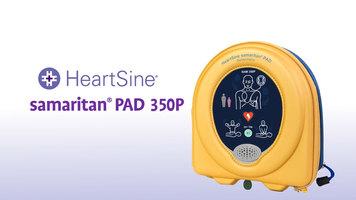 HeartSine SAM 350P Set Up and Use Video