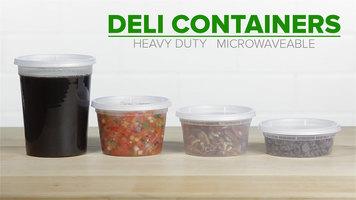 Deli Containers