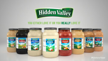 Hidden Valley Ranch for Foodservice by Ventura Foods