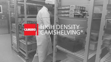 Cambro High Density Camshelving®