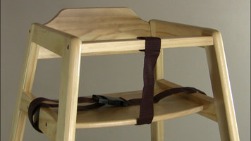 How to Replace Your High Chair Crotch Strap