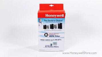 Honeywell HEPAclean R Filter