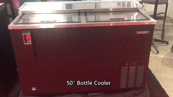 Hoshizaki Bottle Cooler Bin Dividers Installation
