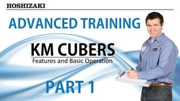 Hoshizaki KM Cubers Training: Part 1