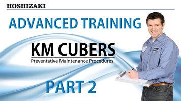 Hoshizaki KM Cubers Training: Part 2