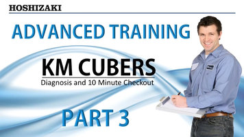 Hoshizaki KM Cubers Training: Part 3