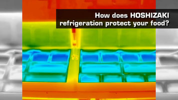 Hoshizaki: Can Your Prep Table Stand the Heat?