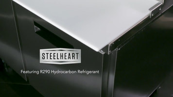 Hoshizaki: Steelheart Series Refrigerated Prep Tables, Worktops, and Undercounters