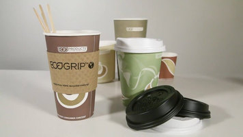 Eco-Products Evolution World Hot Cups