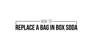 How to Replace a Bag in Box