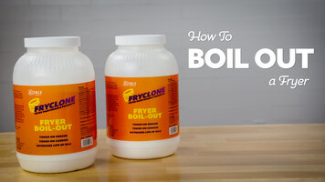 How to Boilout a Fryer