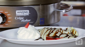 How to Season the Waring Crepe Maker