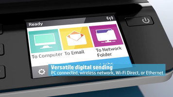 HP ScanJet Pro 4500 Network Scanner