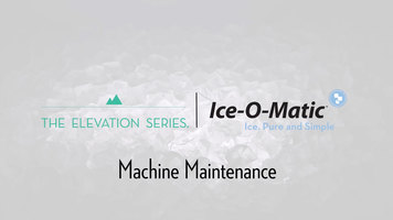 Ice-O-Matic Elevation Series Introduction