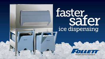 Follett Ice Storage and Transport Systems
