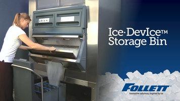 Follett Ice Device Storage Bin