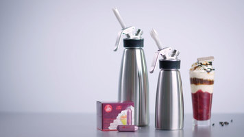 iSi Cream Profi Whip: How to Use