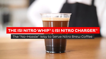 iSi Nitro Whip and Nitro Charger