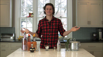 Jonathan Groff Makes Restaurant Supplies Romantic