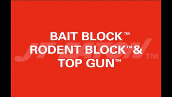 JT Eaton Bait Block, Rodent Block, and Top Gun