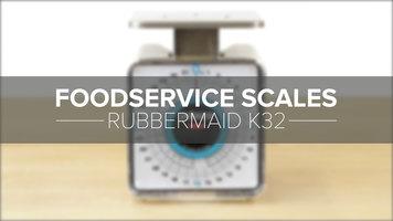 Rubbermaid Pelouze K32 Over Run Scale