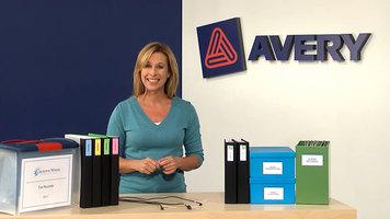 Avery Organization Products