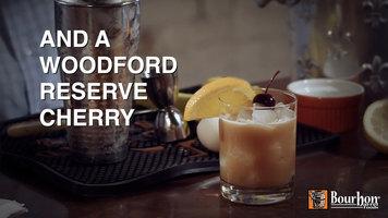 Kentucky Bourbon Sour Recipe