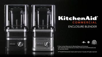 KitchenAid Enclosure Blender