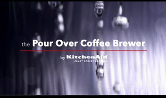 KitchenAid: Custom Pour Over Coffee Brewer