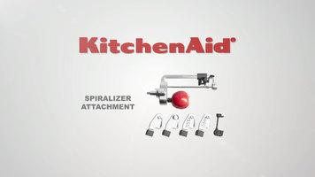 KitchenAid Spiralizer Attachment
