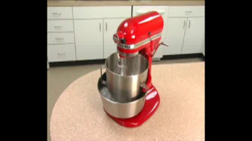 KitchenAid Stand Mixer Water Jacket Overview