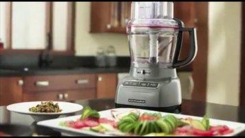 KitchenAid Food Processor with Exact Slice