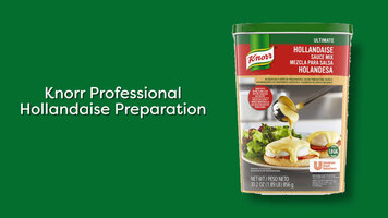 Knorr Professional Hollandaise Preparation