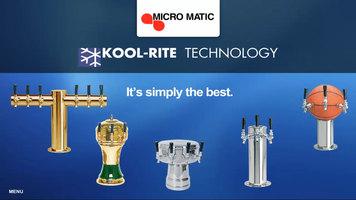 Kool-Rite Beer Tower Technology
