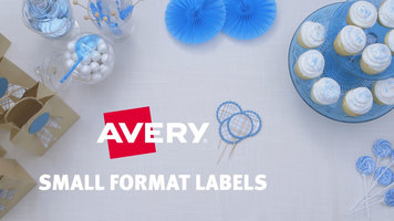 Avery Small Format Labels
