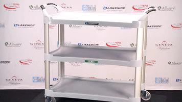 Lakeside Plastic Utility Carts