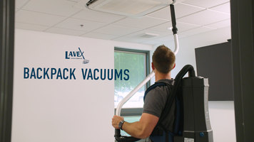 Lavex Janitorial Backpack Vacuums