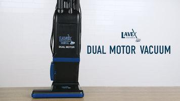 Lavex Dual Motor Vacuum