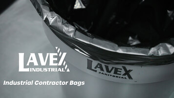 Lavex Industrial Contractor Bags