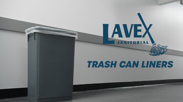 Lavex Janitorial Trash Can Liners