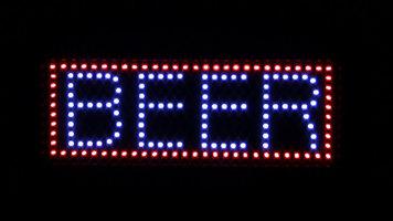 LED Beer Sign Modes