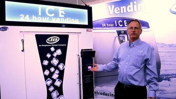 Leer Ice Vending Machines
