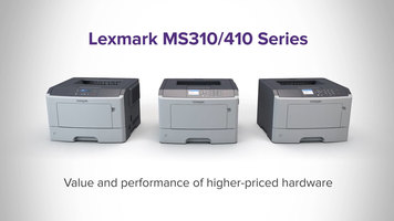 Lexmark MS310/410 Series Printers