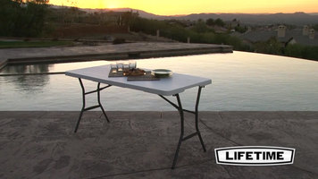 Lifetime Folding Tables