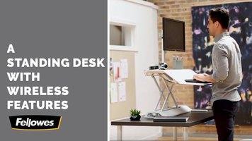 Fellowes Lotus DX Standing Desk