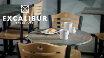 LT&S Excalibur Series Tables